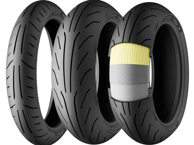 Michelin Power Pure Motorradreifen