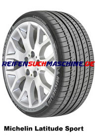 Michelin Latitude Sport1